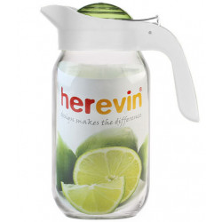 Кувшин для воды 1л Herevin Toledo Creen 111271-002