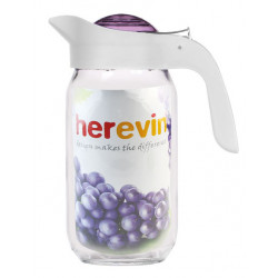 Кувшин для воды 1л Herevin Toledo Violet 111271-003