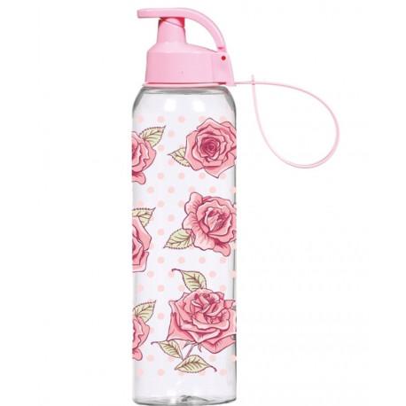 Бутылка для спорта 0,75л Herevin Pink Rose 161405-090 купить в ... cee230683e7