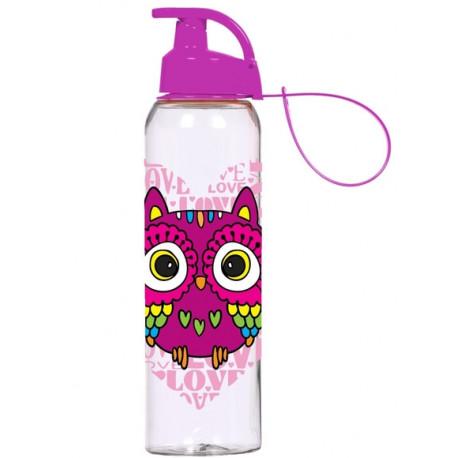 Бутылка для спорта 0,5л Herevin Owl 161415-150