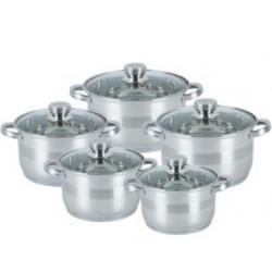 Набор посуды KingHoff 10пр KH4485