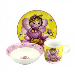 Детский набор 3пр Фея-бабочка Interos С043