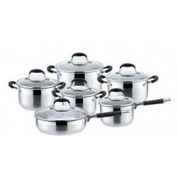 Набор посуды 12пр  KingHoff KH4455