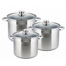 Набор посуды stock pot 6пр  KingHoff KH4312