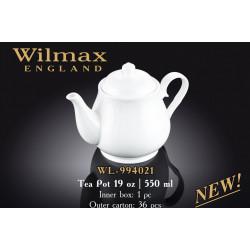 Чайник заварочный Wilmax 550мл WL 994021