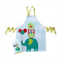 Детский набор для кухни Barine - Happy Animals