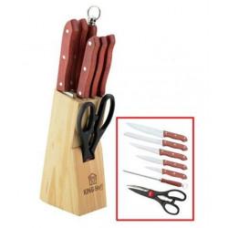 Набор ножей 8пр KingHoff KH3445