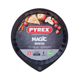 Форма круглая для пирога 27см Pyrex Magic MG27BN6