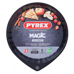 Форма круглая для пирога 30см Pyrex Magic MG30BN6