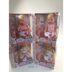 Кукла Zapf Baby Birth - 43 см (8006-7)