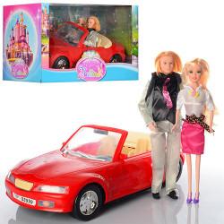 Машина для куклы 66742 с куклой и кеном