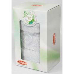Полотенце махровое 50х90 Hobby - Sidelya лаванда