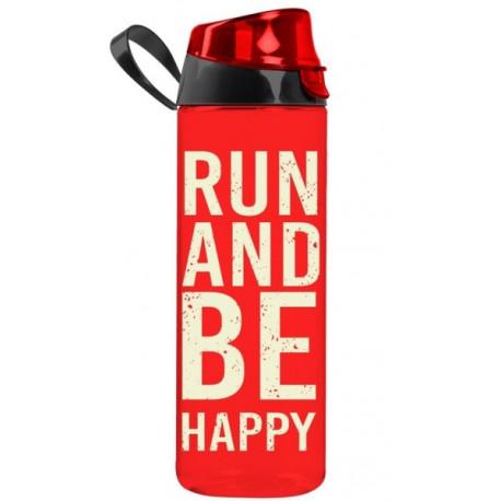 Бутылка для спорта Herevin Be Happy 0,75 л 161506-010