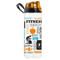 Бутылка для спорта Herevin Gym 750мл 161506-013