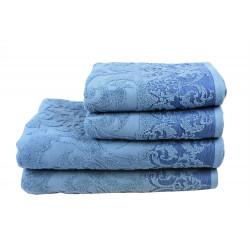 Полотенце махровое 70х140 LightHouse - Supreme синее