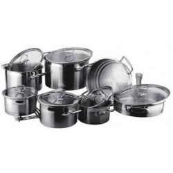Набор посуды 14пр Universum Vinzer 89032