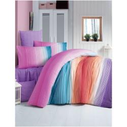 Комплект постельного белья полуторное LightHouse Rainbow