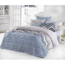 Комплект постельного белья полуторное LightHouse Zigzag