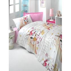 Комплект постельного белья полуторное LightHouse ranforse Beautifully