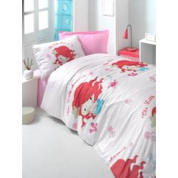 Комплект постельного белья полуторное LightHouse ranforse Mermaid