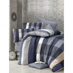Комплект постельного белья евро LightHouse Cigdem