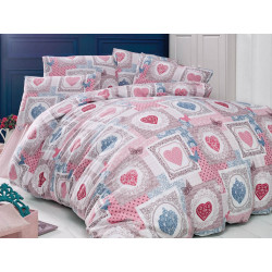 Комплект постельного белья евро LightHouse Lovely