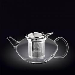 Заварочный чайник с металлическим ф-м Wilmax Thermo 1100мл WL-888805