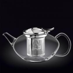 Заварочный чайник с металлическим ф-м Wilmax Thermo 1500мл WL-888806