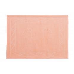 Полотенце для ног махровое Hobby 50х70 Hayal персиковое