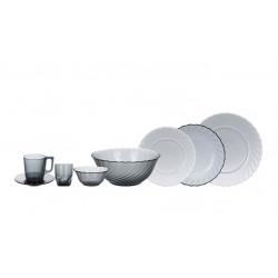 Сервиз столовый 43_пр Luminarc Trianon Graphite N5757
