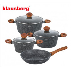 Набор посуды 7пр Klausberg KB7240
