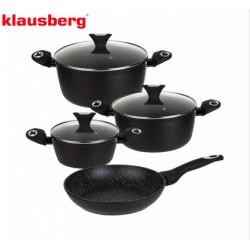 Набор посуды 7пр Klausberg KB7243