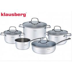Набор посуды 9пр Klausberg KB7215