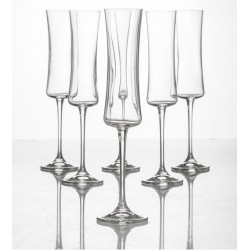 Набор бокалов для шампанского 150_мл Bohemia Marco 1SF91 /150