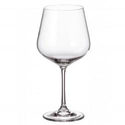 Набор бокалов для вина Bohemia Strix Dora 600 мл