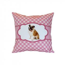 Наволочка 40х40 Barine - Pink Dog (1 шт)