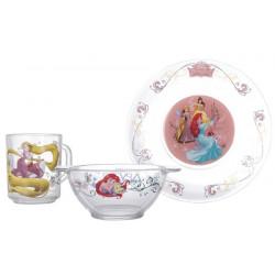 Набор 3пр Luminarc Disney Принцессы