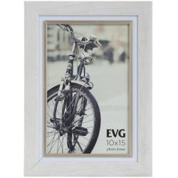 Рамка для фото 10х15 frame EVG Deco 10X15 PB39-2 White ( 10X15 PB39-2 White )