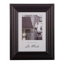 Рамка для фото 30х40см коричневая La Moda 30x40 P3901 brown