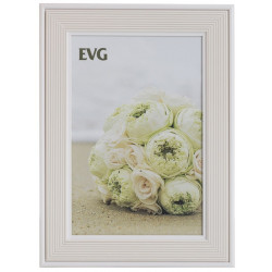 Рамка для фото 10х15 frame EVG Deco 10X15 PB66-А White ( 10X15 PB66-А White )