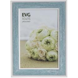 Рамка для фото 10х15 frame EVG Deco 10X15 PB66-C Blue ( 10X15 PB66-C Blue )