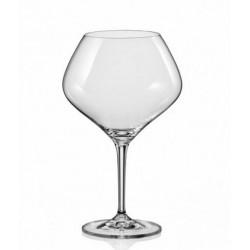 Набор бокалов для вина 390мл Cecilia Carduelis Bohemia 1SF06 /390