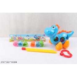 """Игрушка-каталка """"Динозаврик"""" 5843A"""