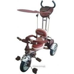 Велосипед 3-х колесный KR01 Коричневый