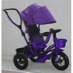 Велосипед 3-х колесный AT0104 Фиолетовый