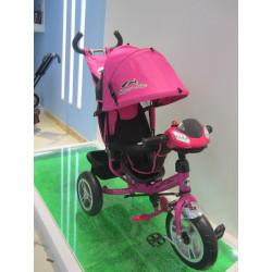 Велосипед 3-х колесный TR17009 Розовый