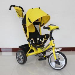 Велосипед 3-х колесный Tilly Camaro T-345 Желтый