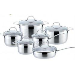 Набор посуды 12пр KingHoff KH4452