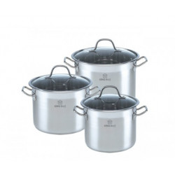 Набор посуды 6пр stock pot KingHoff KH4313