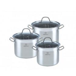 Набор посуды 6пр stock pot KingHoff KH4313